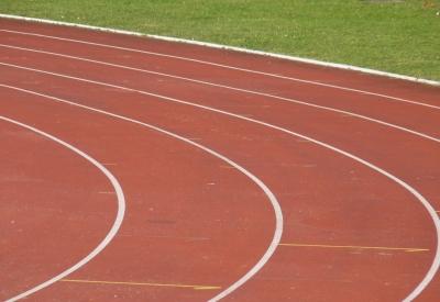 Lauf-Adventskalender 2015, 18. Türchen -Intensive Trainingseinheit auf der Bahn-