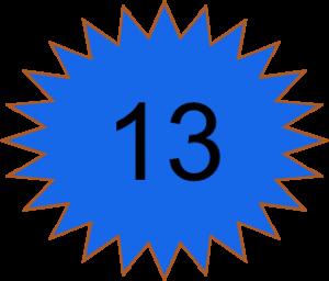 Türchen 13