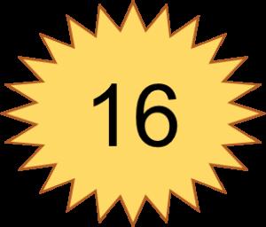 Türchen 16