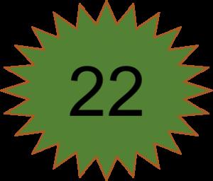 Türchen 22