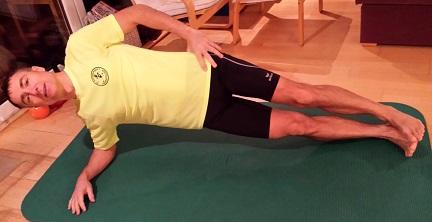 Fitness-Adventskalender 2014, 6. Türchen -Der Seitstütz-