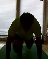 Der Fitness-Adventskalender 2014, 14. Türchen -Der Bergsteiger-