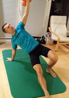 Fitness-Adventskalender 2014, 18. Türchen -Turkish Get-Up-