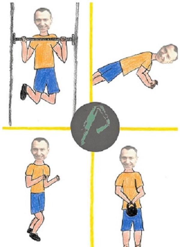 Trainingsprinzipien in funktionellem Krafttraining (nicht nur für Läufer)