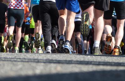 """Alternative Marathonvorbereitung mit """"minimal effektiver Dosis"""" – der Selbsttest"""