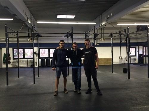 Mein Besuch in der CrossFit®-Box Aorta in Berlin