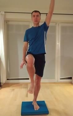 Lauf-Adventskalender 2015, 21. Türchen -Koordinationstraining für Läufer-