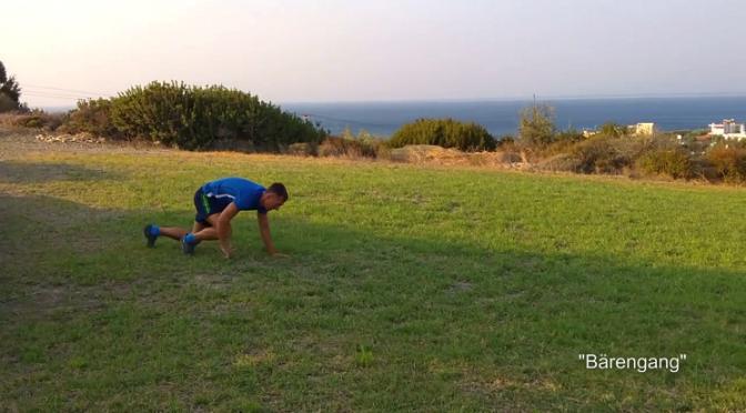 Das tierische Workout
