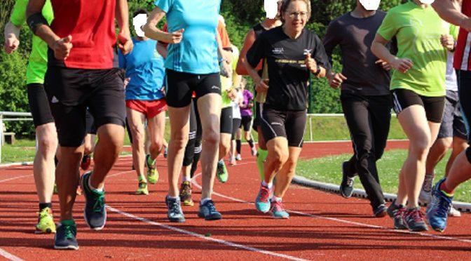 Hybrid-Marathonvorbereitung