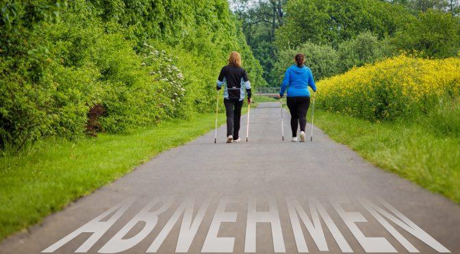 Gesund Abnehmen mit Laufen & Fitness