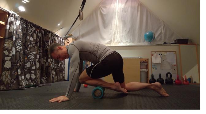 Beweglichkeits-Adventskalender 2016, 10. Türchen -Beine; Schienbeinmuskeln und ischiocrurale Muskulatur-