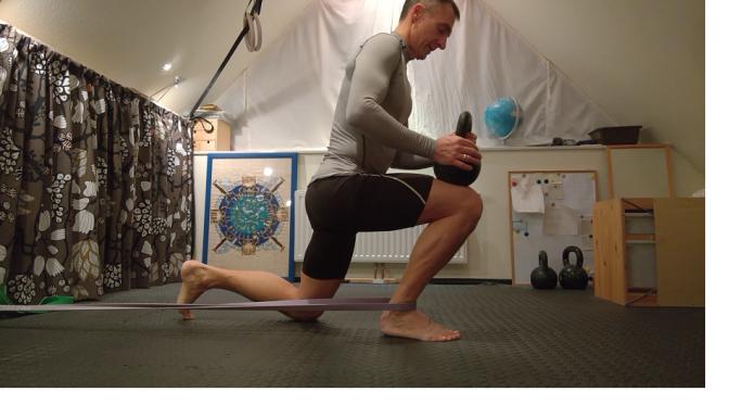 Beweglichkeits-Adventskalender 2016, 9. Türchen -Füße; Sprunggelenke-