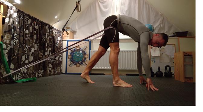 Beweglichkeits-Adventskalender 2016, 15. Türchen – Beine, Gesäß und Hüfte; rückseitige Oberschenkelmuskulatur und Hüftaußenrotation–