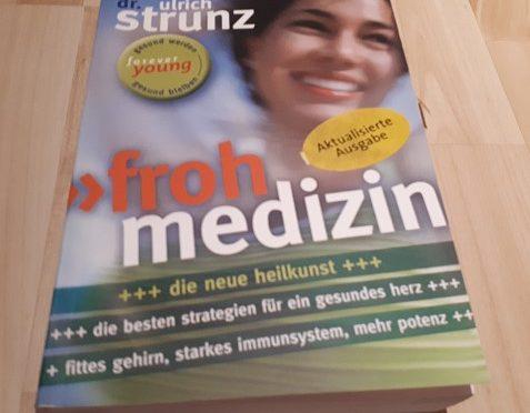 Bücher-Adventskalender 2017, 1. Türchen, Frohmedizin