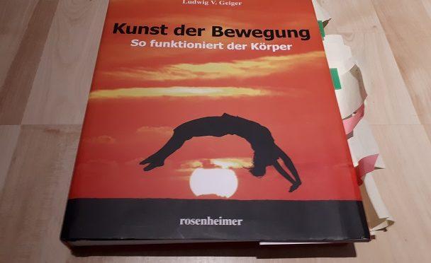 Bücher-Adventskalender 2017, 12. Türchen, Kunst der Bewegung