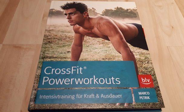 Bücher-Adventskalender 2017, 14. Türchen, CrossFit® Powerworkouts