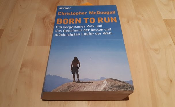 Bücher-Adventskalender 2017; 16. Türchen, Born to Run