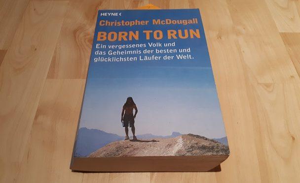 Bücher-Adventskalender 2017; 16. Türchen, Born to Run