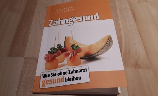Bücher-Adventskalender 2017, 18. Türchen, Zahngesund