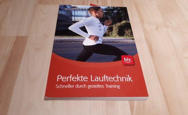 Bücher-Adventskalender 2017; 20. Türchen, Perfekte Lauftechnik