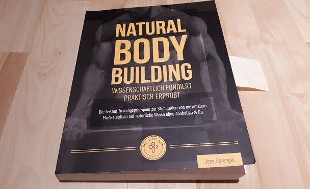 Bücher-Adventskalender 2017, 23. Türchen, Natural Body Building