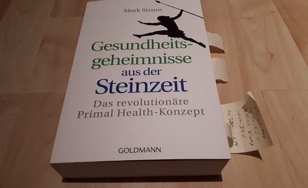 Bücher-Adventskalender 2017, 4. Türchen, Gesundheitsgeheimnisse aus der Steinzeit