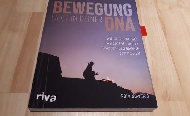 Bücher-Adventskalender 2017, 5. Türchen, Bewegung liegt in deiner DNA