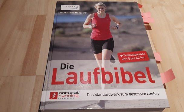 Bücher-Adventskalender 2017, 6. Türchen, Die Laufbibel