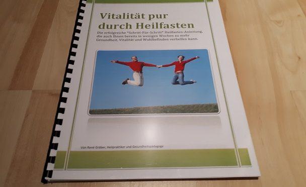 Bücher-Adventskalender 2017, 9. Türchen, Vitaliät pur durch Heilfasten