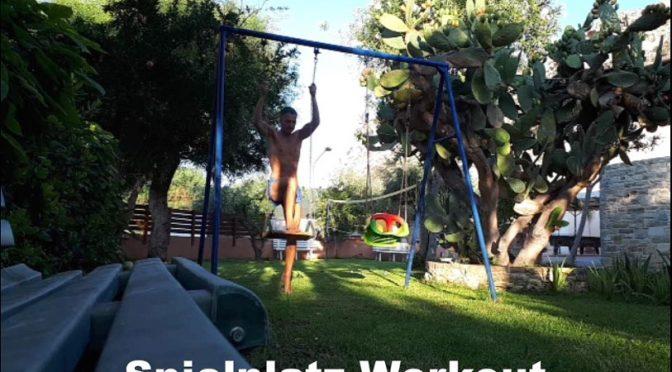 Spielplatz-Workout